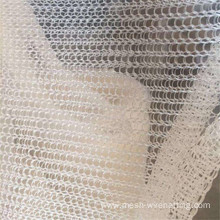 DN200 wire mesh demister pad in Boiler Steam Drum